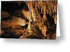 Luray Caverns - 121250 Greeting Card