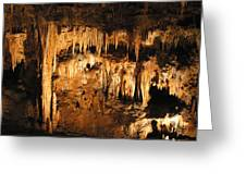 Luray Caverns - 121262 Greeting Card by DC Photographer