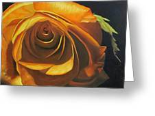 Lustrous Evenesence Greeting Card