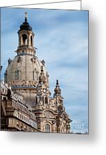 Lutheran Church In Dresden Greeting Card