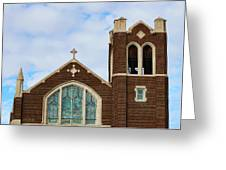 Lutheran Church Greeting Card