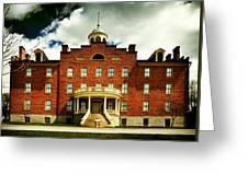 Lutheran Theological Seminary At Gettysburg Greeting Card