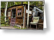 Luxury Ski Lodge In Telluride Co Dsc07461 Greeting Card
