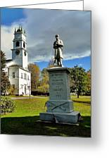 Lyme New Hampshire Greeting Card