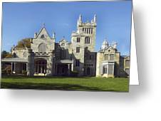 Lyndhurst Estate - Tarrytown New York Greeting Card
