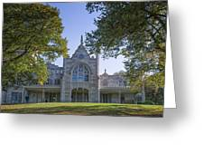 Lyndhurst Mansion Greeting Card