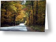 Lynn Run Pa Greeting Card
