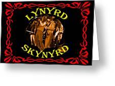 L S Art 1 Greeting Card