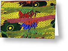 Maasai Beadwork Greeting Card
