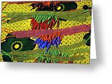Maasai Beadwork Greeting Card