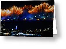 Macy's 2014 Fireworks Greeting Card