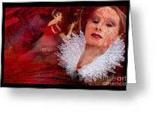 Madame Judith Greeting Card