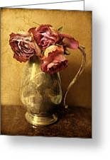 Madeira Roses Greeting Card