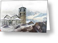 Madriu Perafita Claror Valley Greeting Card