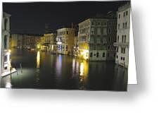 Magic Canal Greeting Card