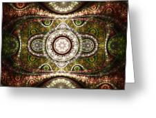 Magic Carpet Greeting Card