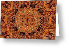 Magic Carpet Ride Greeting Card