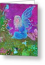 Magic Is All Around Greeting Card by The Art With A Heart By Charlotte Phillips