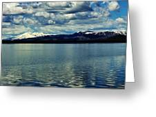 Magic Of Idaho Greeting Card