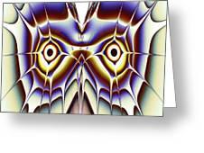 Magic Owl Greeting Card