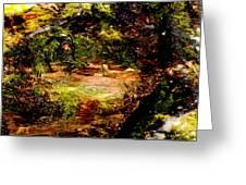Magical Forest - Myth - Fantasy Greeting Card