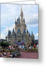 Magical Kingdom Greeting Card