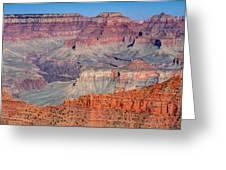 Magnificent Canyon - Grand Canyon Greeting Card
