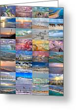 Magnificent Coastal North Carolina Greeting Card
