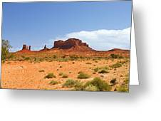 Magnificent Monument Valley Greeting Card
