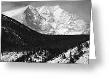 Magnificent Mountain Greeting Card