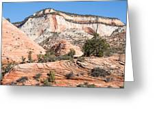 Magnificent Zion Greeting Card