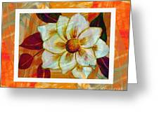 Magnolia Seduction Greeting Card