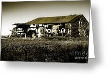 Mail Pouch Barn 7402 Greeting Card