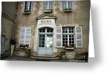 Mairie Greeting Card