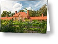 Majestic Gardens Greeting Card