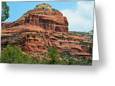 Majestic Sedona Greeting Card