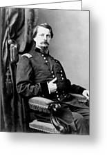 Major General Winfield Hancock Greeting Card