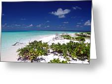 Maldives 07 Greeting Card by Giorgio Darrigo