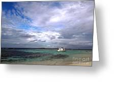 Maldives 08 Greeting Card by Giorgio Darrigo