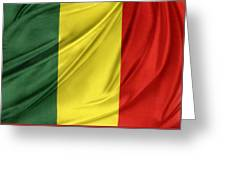 Mali Flag Greeting Card
