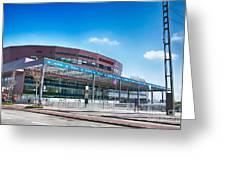 Malmo Arena 08 Greeting Card