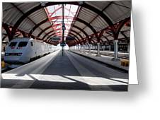 Malmo Central Station Greeting Card