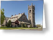 Malone Church Greeting Card