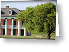 Malus Beauregard House Greeting Card