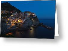 Manarola Greeting Card