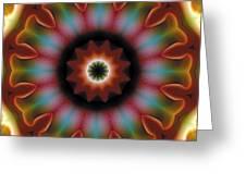 Mandala 101 Greeting Card