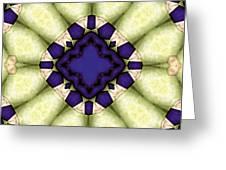 Mandala 118 Greeting Card