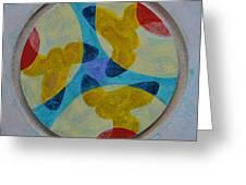 Mandala 4 Greeting Card