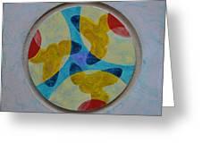 Mandala 4 Ready To Hang Greeting Card