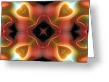 Mandala 98 Greeting Card